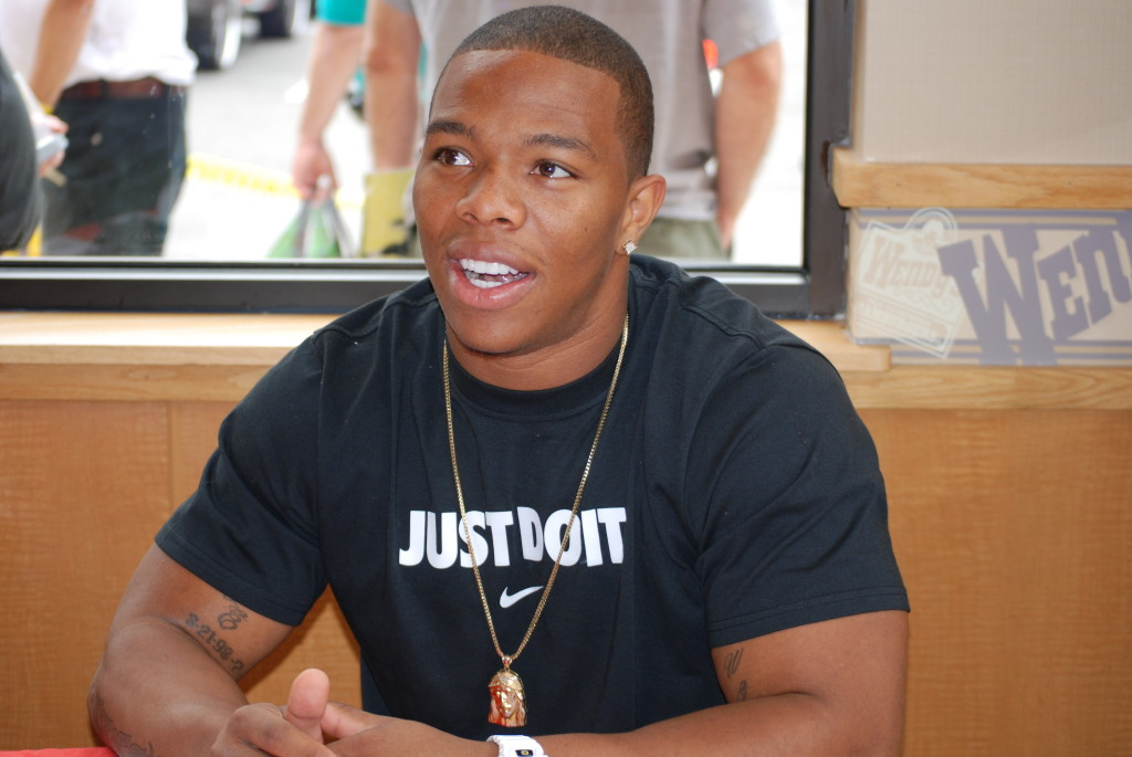 Ray Rice Gets $1 Million Football Gig, If He Hits His Wife, Deal Is Terminated!