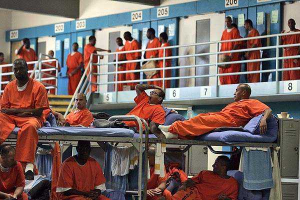 Black Men In U.S. Prisons Could Fill The Prisons of 8 Countries Combined