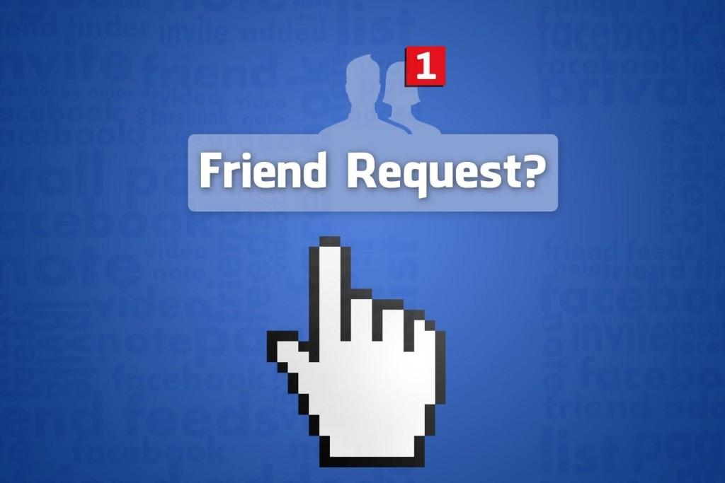 FB request