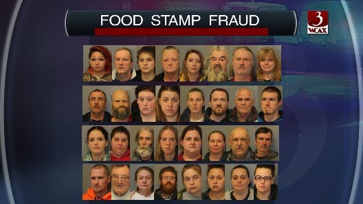 Police Make 30 Arrests For Food Stamp Fraud In North Country