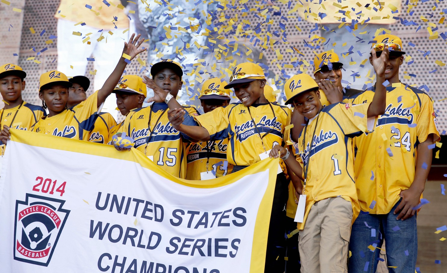 Backlash as Chicago's Jackie Robinson West stripped of U.S. title