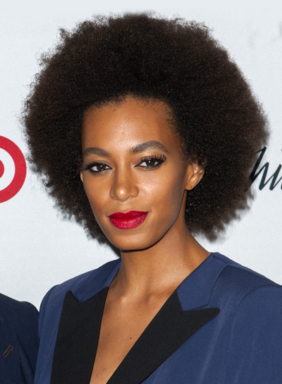 Solange Reaction To Giuliana Rancic's Hair Comments Towards Zendaya