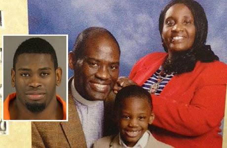 son killed pastor wife texas
