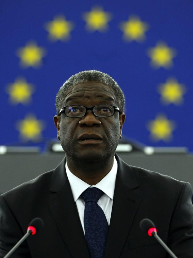 Doctor Denis Mukwege