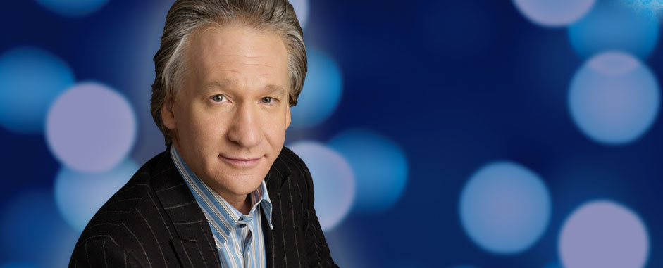 Bill Maher: Why Isn't 'Liberal Media' Out To Get 'Blatant, Bald-A$$ed Liar Bill ' O'Reilly?