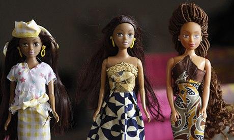 """Nigerian """"Queens Of Africa"""" Dolls To Surpass """"Barbie In Sales"""