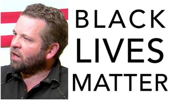 "Texas radio host on McDonald's brawl video: ""Black people don't think black lives matter"""