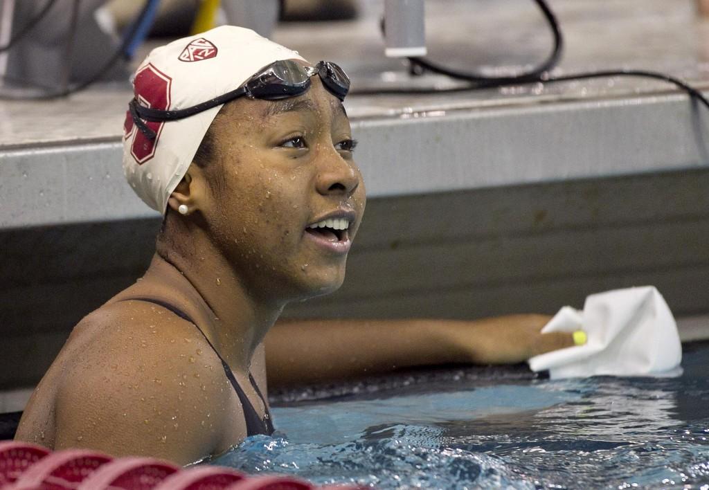 ncaa swimmer history