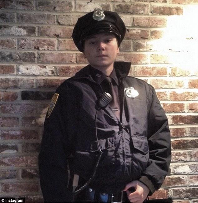 cop impersonation