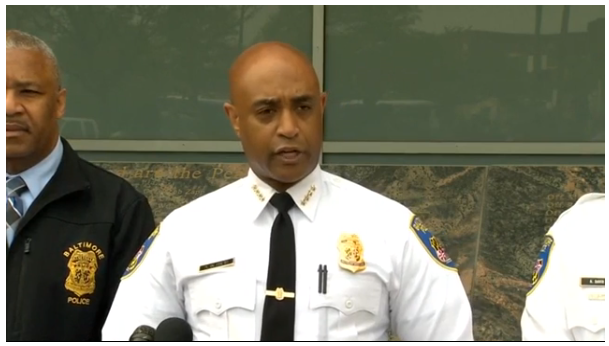 baltimore police chief