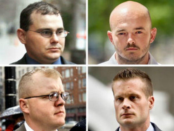 Ex-Blackwater Guards Sentenced to Long Prison Terms in 2007 Killings of Iraqi Civilians