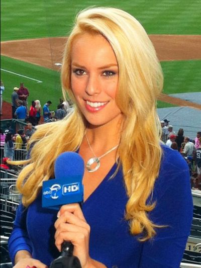 ESPN Reporter Britt McHenry Suspended After Berating A Parking Lot Attendant, It Was All Caught On Tape