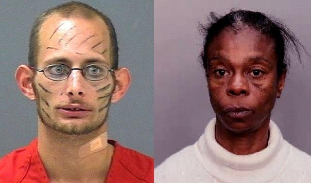 arrested couple