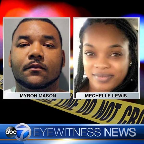 Myron Mason Shoots & Kills Ex-Girlfriend In Front Of Her Children