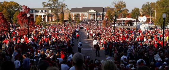 LSU v Alabama