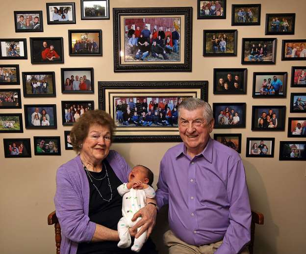 100th grandchild
