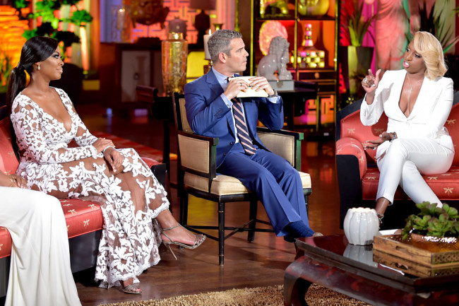 Kenya & NeNe Go At It As Kenya Accuses NeNe Of Flirting With Peter