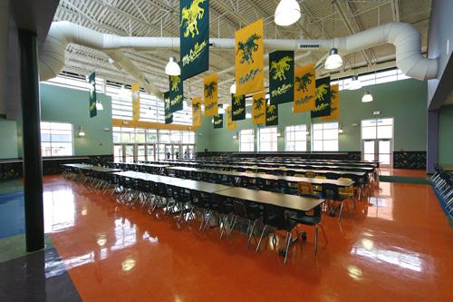 San Antonio's McCollum High School