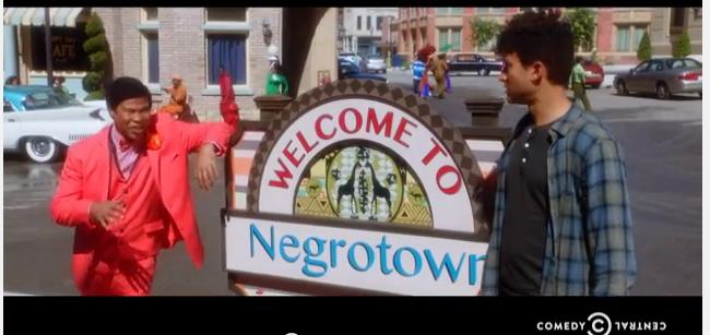 negrotown