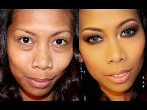 Do Women Use Make Up To Trick Men? 7 Unbelievable Makeup Tranformations