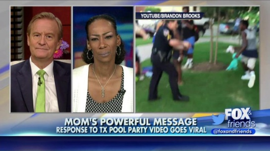 [Video] African American Woman Say's McKinney Cop Had The Right To Pull The Trigger & Shoot Kids At Pool Party