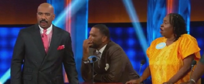 Actor Anthony Anderson's Mom Embarrasses Him On Celebrity Family Feud