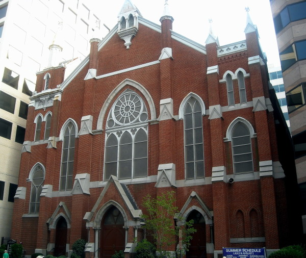 Bomb Threat: Sources Say A Bomb Threat Was Made Against Metropolitan AME Church