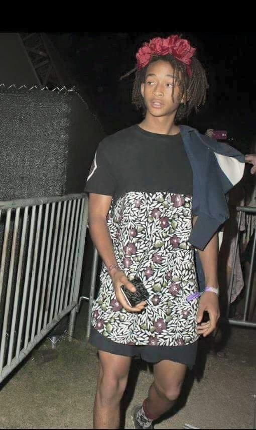Jayden Smith Rocking A Dress With A Bow In His Hair, Is Hollywood Destroying Our Youth; Or Is He Just Being Expressive?