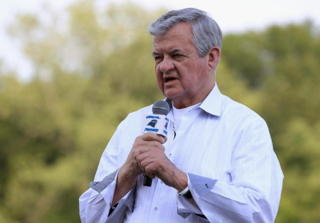 The Owner Of The NFL Carolina Panthers Jerry Richardson Will Pay For The Funerals Of The 9 Victims In S. Carolina