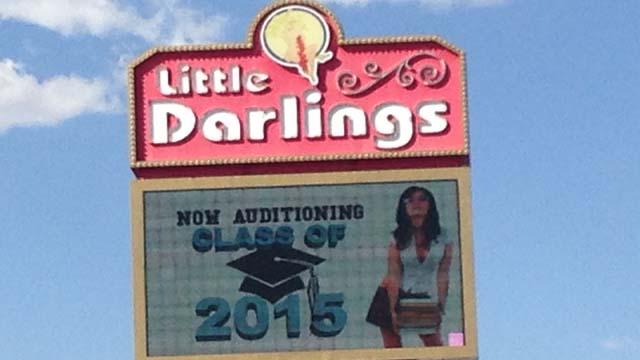 little darling sign