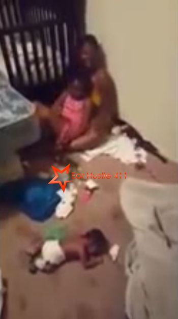 Deranged Mother Abuses New Born While Father Video-Tapes, Neither Parent Is Charged [ VIDEO]
