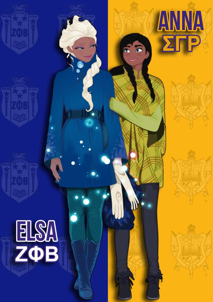 Elsa ZPB ^ Anna SGrho