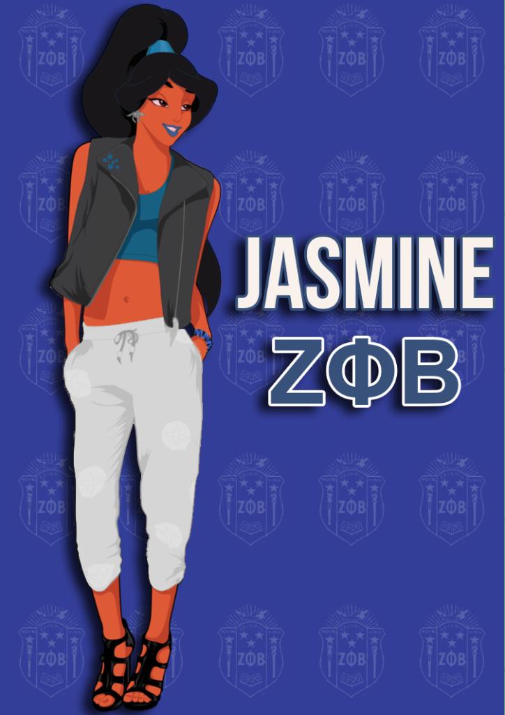 Jasmine ZPB
