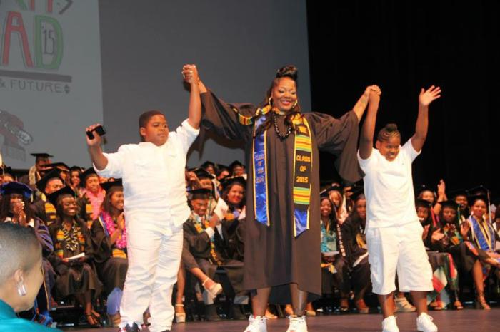 """Meet Ear Hustle 411's Rising Star Juliet Doris, """"Why Black Graduates Lives Matter"""""""