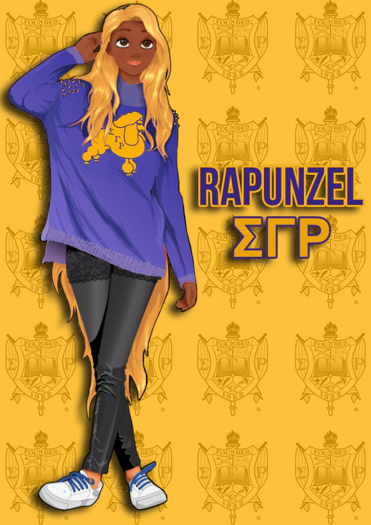 rapunzel SGrho