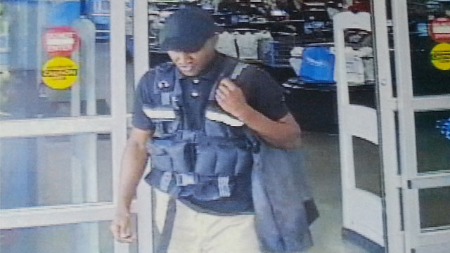 Man Poses As An Armored Truck Driver & Steals 75K From Walmart