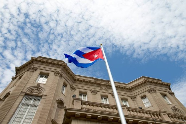 Long Overdue: Cuban Embassy Reopens in Washington DC.