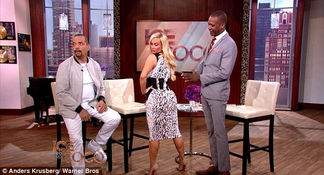 Ice T's Wife CoCo Proves Her Booty Is Real By A Plastic Surgeon Who Feels Her Up In Front Of Her Husband [VIDEO]