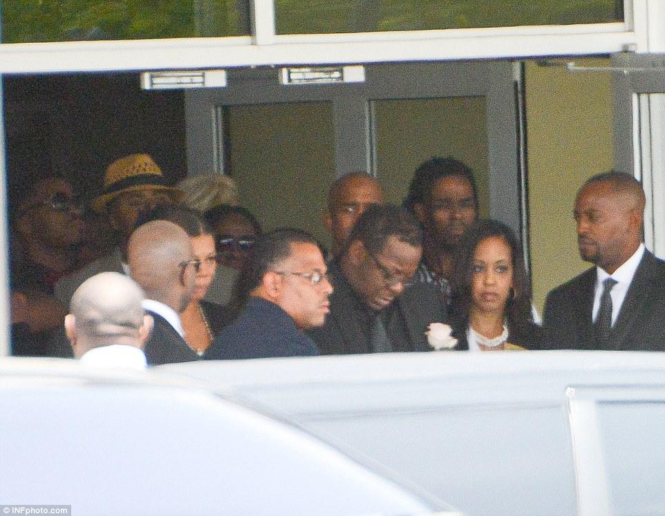 bobbi kristina funeral