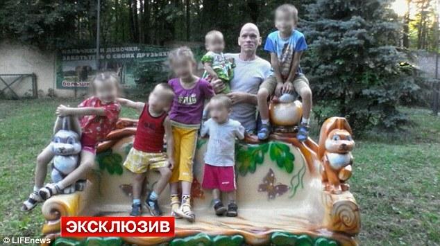 father kills kids