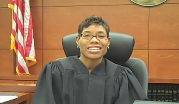 gay judge