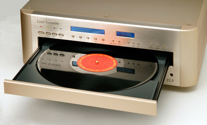 laser turntable