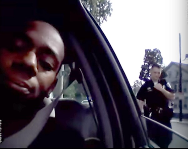 Cop Pulls Over Black Man For An Air Freshener Hanging From His Car Mirror
