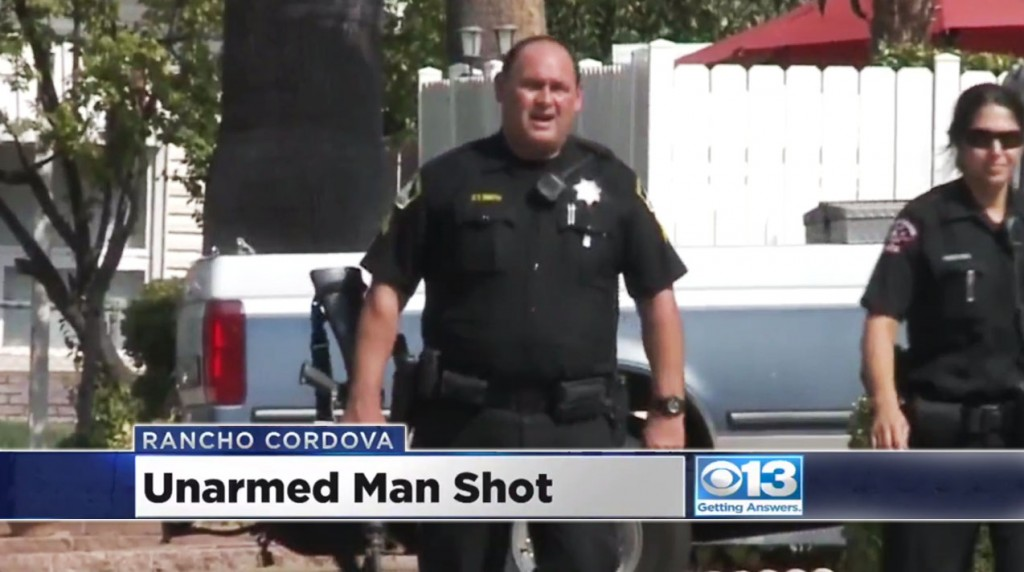 Police Says They Feared For Their lives After Shooting Unarmed Man Who Was Recording Them With Phone