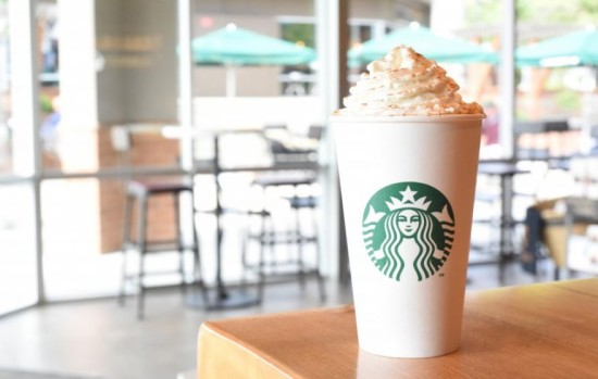 Product Review- Starbucks pumpkin Spice latte Umm Umm Good!!!!