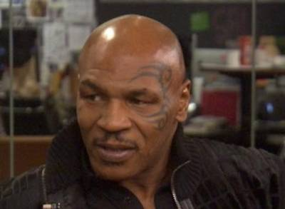 Former Heavyweight Champion Mike Tyson Endorses Donald Trump For President