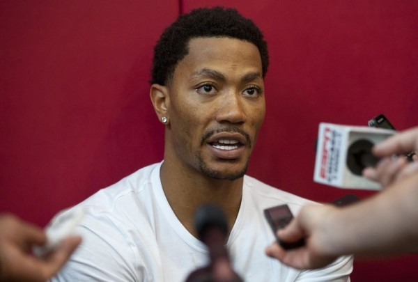Derrick Rose Alledelly Say's Rape Accuser Was A willing Participant In Group Sex