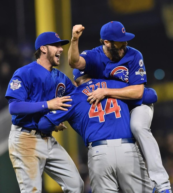 Sports News: Chicago Cubs Win Wild Card Game Over Pirates 4-0 Congratulations