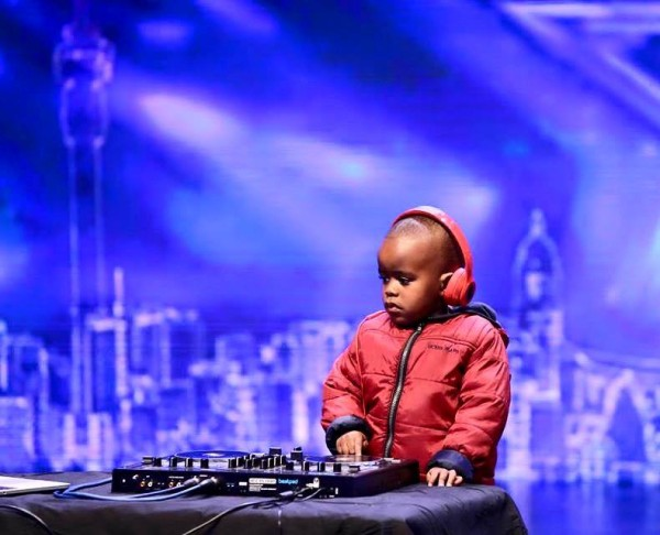 Meet The Youngest DJ Who Made It On South Africa's Got Talent... He Blows You Away [ Video]