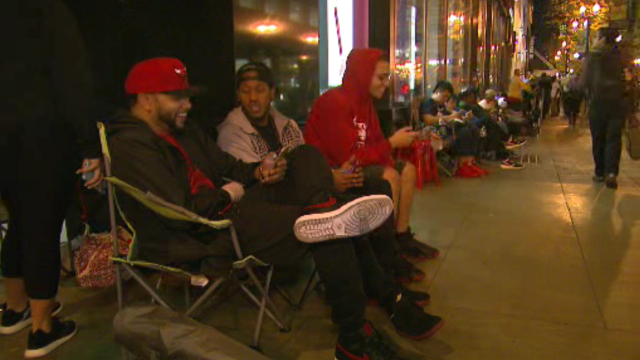 Chicago: First Ever Michael Jordan Store Opens Up This Weekend & Lines Are Already Down The Bock